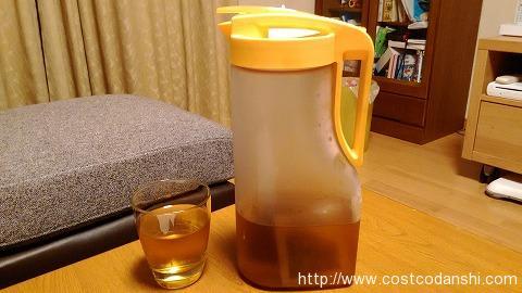 コストコごぼう茶水出ししたところ